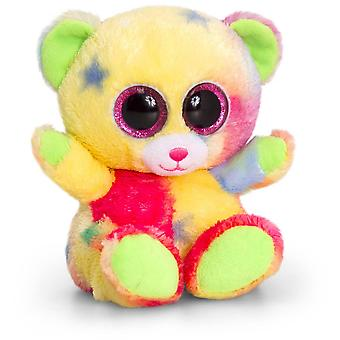 Keel Toys Animotsu Rainbow Bear