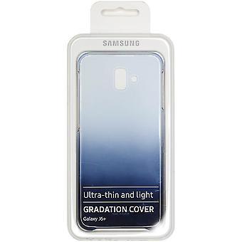 Oryginalna Samsung Galaxy J6 + niebieski stopniowanie wypadku | iParts4u