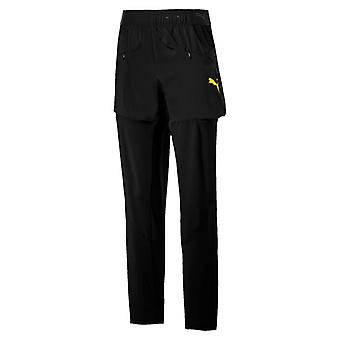 PUMA BVB stage Pro pants Jr kids trousers black