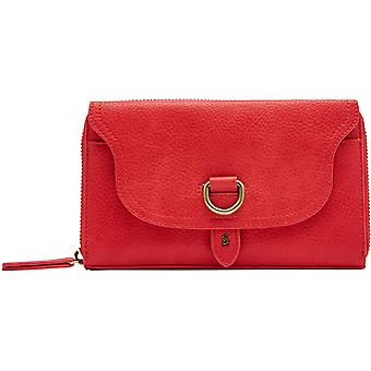 Joules Womens Kinsey Bright PU Compartmented Fashion Purse