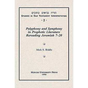 Polyphony and Symphony Vol 2 by Biddle & Mark