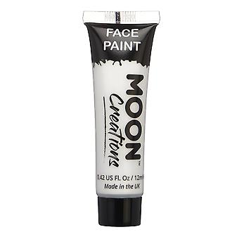 Face & Body Paint by Moon Creations - 12ml - White
