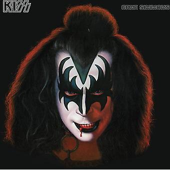 Kiss - Gene Simmons [Vinyl] USA import