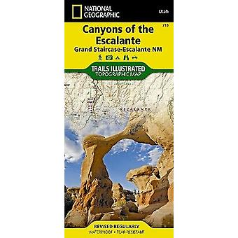 Canyons Of The Escalante  Trails Illustrated Other Rec. Areas by National Geographic Maps