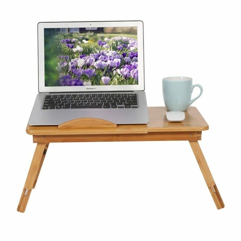 Laptopbord / Bricka - Bambu
