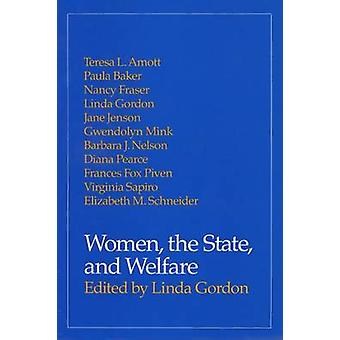 Women - the State - and Welfare by Linda Gordon - 9780299126643 Book