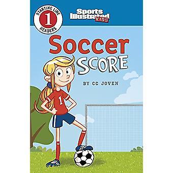 Soccer Score by CC Joven - Alex Lopez - 9781496542588 Book