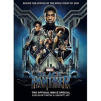 Black Panther - The Official Movie Special by Titan - 9781785866531 Bo