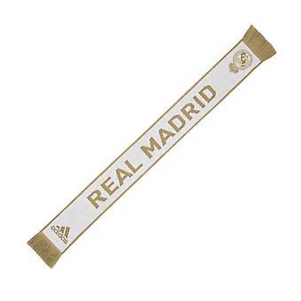 2019-2020 Real Madrid Adidas Scarf (Bianco)