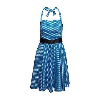Kjole halterneck rockabilly-1950 's Party kjole