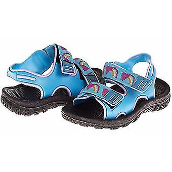 Chatties Toddler Girls Velcro Strap Sandals