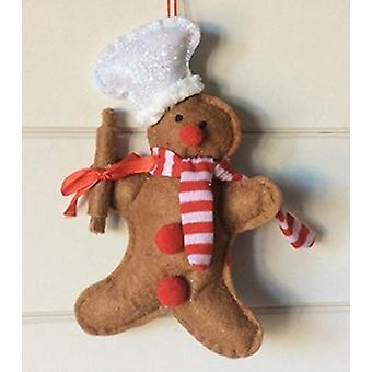 Widodp Gifts Gingerbread Man Decoration |  Gifts From Handpicked