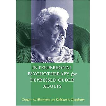 Interpersonal Psychotherapy for Depressed Older Adults