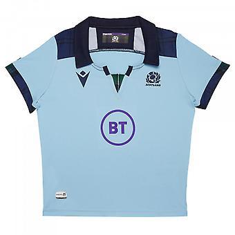 2019-2020 Scotland Macron Alternate Rugby Mini Shirt