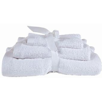 Sorema Towels Bales in September 30x50 / 50x90 / 70x130 cm White (Textile , Towels)