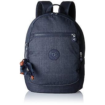 Kipling Clas Challenger - Women Blau Backpacks (Jeans True Blue) 26x36x21 cm (B x H T)