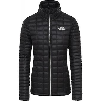 North Face Women's Thermoball FZ Jacket - TNF Black