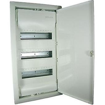 Switchboard cabinet Flush mount No. of partitions = 36 No. of rows = 3 Hager VU36NC