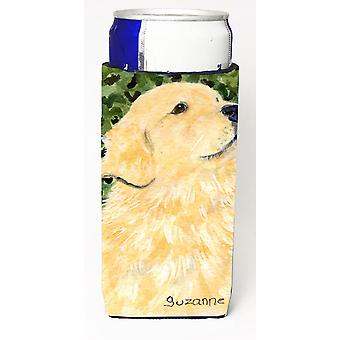 Golden Retriever Ultra Beverage Insulators for slim cans SS8810MUK
