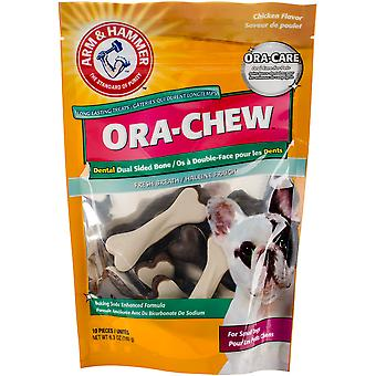 Arm & Hammer Dual-Sided Chew Treat-Small Dog FFP5962