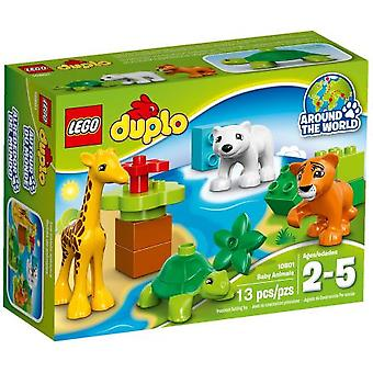Lego 10801 Baby Animals (Toys , Constructions , Characters And Animals)
