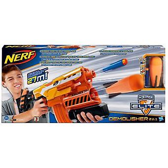 Hasbro Nerf Elite Demolisher 2 En 1 (Garden , Games , Toys)