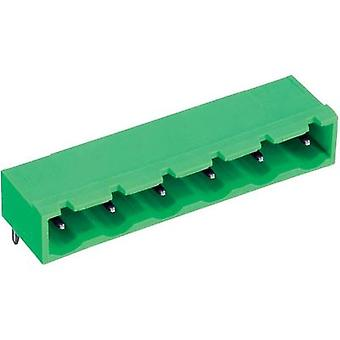 Pin enclosure - PCB STLZ960 Total number of pins 3 PTR 50960035021E Contact spacing: 7.62 mm 1 pc(s)