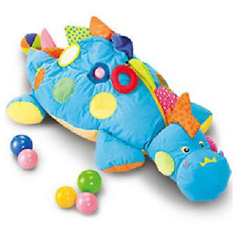 K's Kids Maxi Dinosaur With Balls