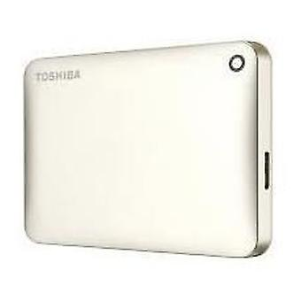 Toshiba Disco duro externo canvio connect ii 1tb g