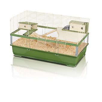 Plexi 100 Wood Rat Cage 100x55.5x54.5cm
