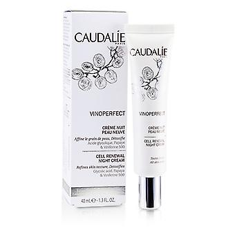 Caudalie Vinoperfect Cell Renewal Night Cream 40ml/1.3oz