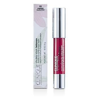 Clinique Chubby Stick Intense Moisturizing Lip Colour Balm - No. 3 Mightiest Maraschino - 3g/0.1oz