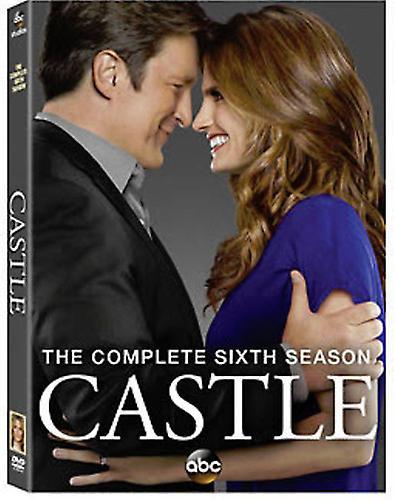 Castle:6th Season (5Disc) [DVD] USA import