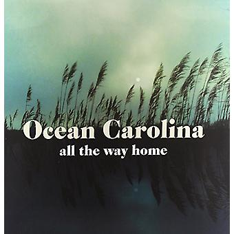 Ocean Carolina - alle Way Home [Vinyl] USA importerer