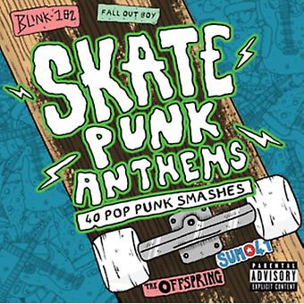 Skate Punk Anthems by Various Artists