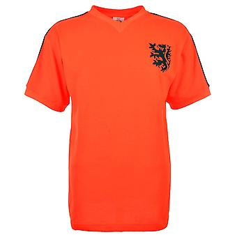Holland 74 Cruyff Retro Football Shirt