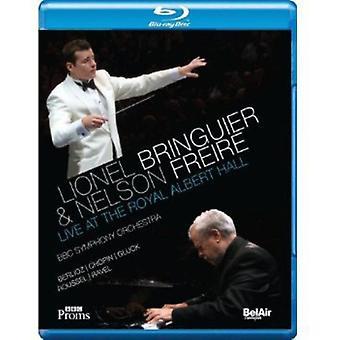 Bringuier/Freire-Live på Royal Albert Hall (Bl [BLU-RAY] USA import