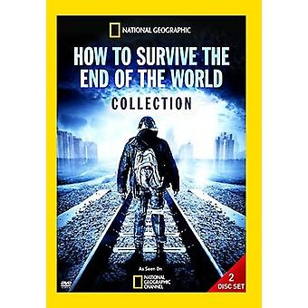 National Geographic: How to Survive Ende [DVD] USA import
