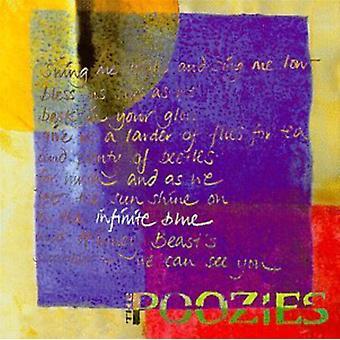 Poozies - importación de infinito azul USA [CD] gratis