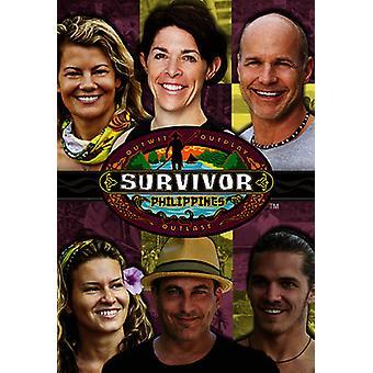 Overlevende: Filippinerne [DVD] USA importerer