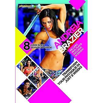 8 uge Body Transformation [DVD] USA import