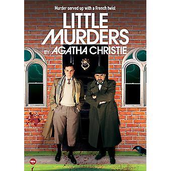Lille mord af Agatha Christie [DVD] USA importerer