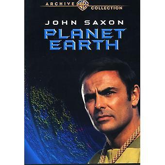 Planeten jorden (1974) [DVD] USA importerer