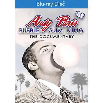 Andy Paris: Bubblegum konge [DVD] USA importerer