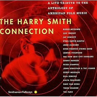 Connessione di Harry Smith - importazione di Harry Smith Connection [CD] USA