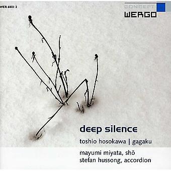 T. Hosokawa - Hosokawa: Dyb tavshed (Gagaku) [CD] USA import