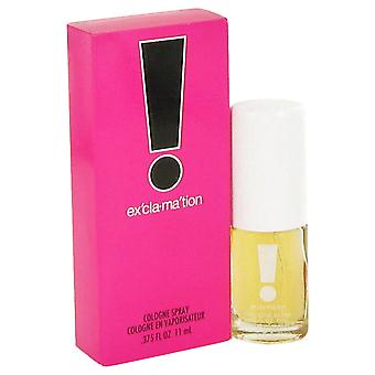 Coty Women Exclamation Mini Cologne Spray By Coty
