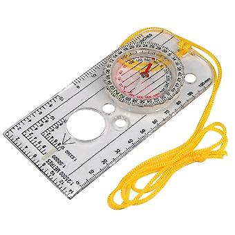 TRIXES Compass Army Map Reading Scouts Hiking Camping Boating Walking