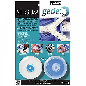 Pebeo Siligum Silicone Moulding Paste 300g