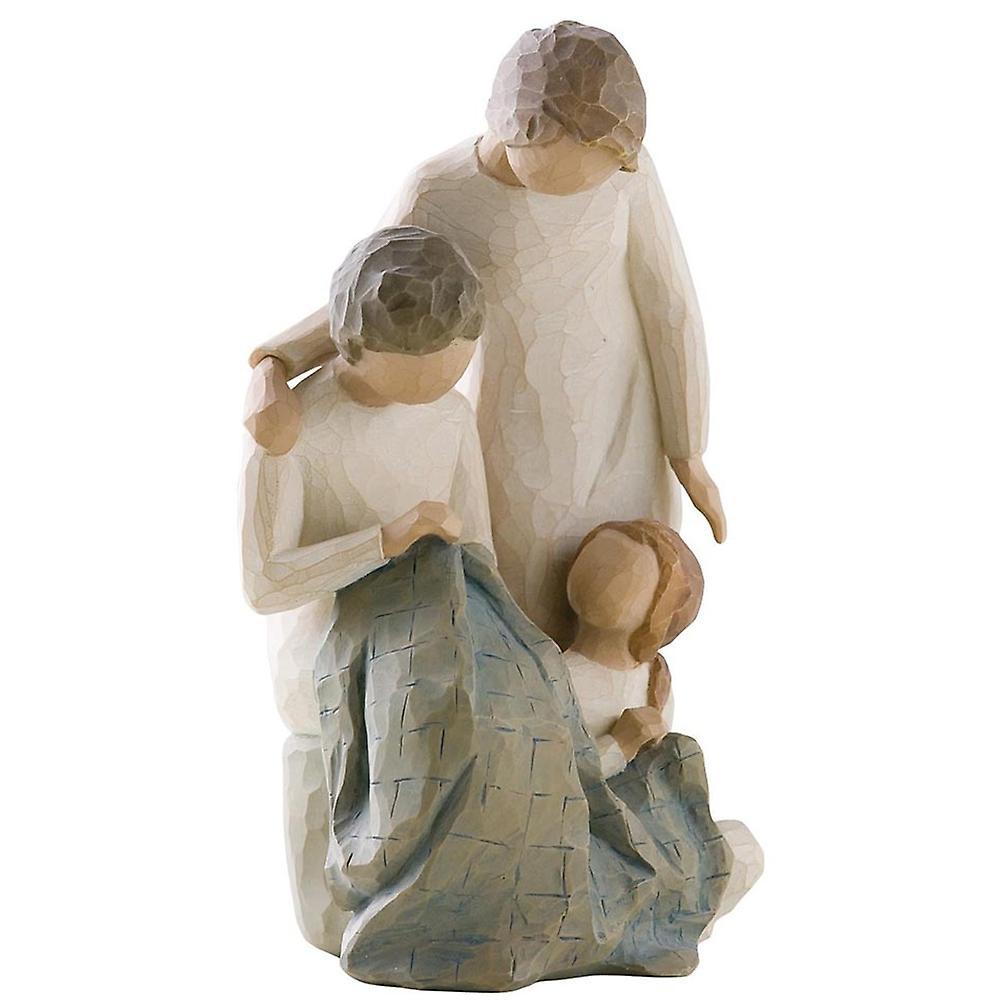 Willow Tree générations Figurine de peintes à la main